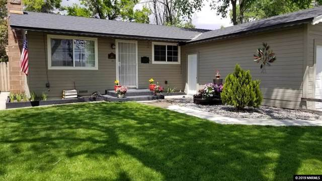 420 Corbett Street, Carson City, NV 89706 (MLS #190017202) :: NVGemme Real Estate