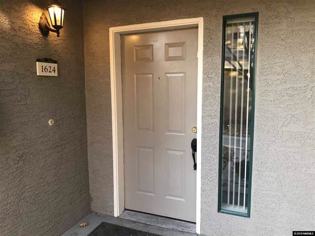 900 S Meadows Parkway #1624, Reno, NV 89521 (MLS #190017204) :: Ferrari-Lund Real Estate