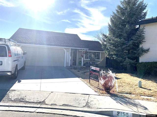 2150 Jodi Lane, Carson City, NV 89701 (MLS #190017206) :: Joshua Fink Group