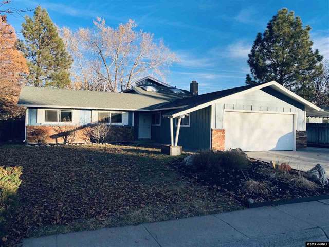1110 Johnson Pl, Reno, NV 89509 (MLS #190017207) :: Vaulet Group Real Estate