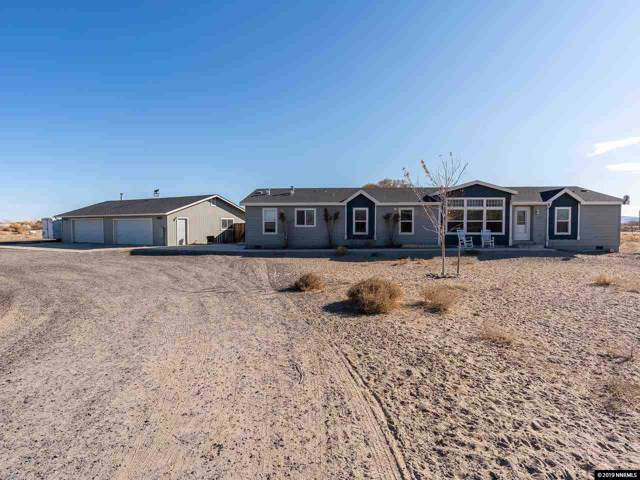 3035 E Green Street, Silver Springs, NV 89429 (MLS #190017215) :: The Mike Wood Team