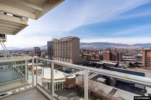 255 N Sierra Street #1101 #1101, Reno, NV 89501 (MLS #190017229) :: Vaulet Group Real Estate