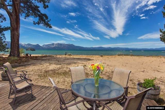 3999 Beach Road, South Lake Tahoe, CA 96150 (MLS #190017252) :: Ferrari-Lund Real Estate