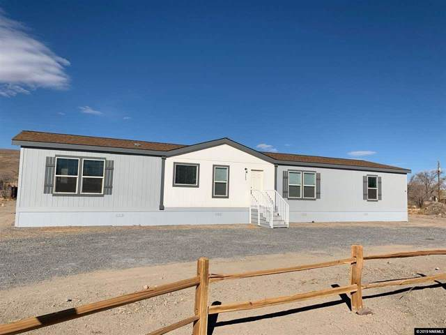 1740 Tonopah St. Tonopah Street, Silver Springs, NV 89429 (MLS #190017259) :: Northern Nevada Real Estate Group