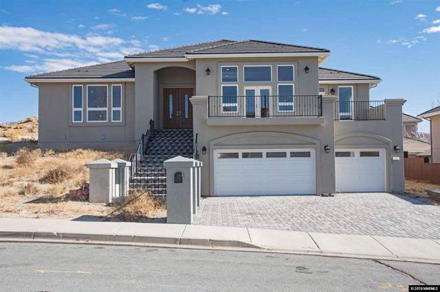 1493 Giannotti Drive, Sparks, NV 89436 (MLS #190017261) :: The Mike Wood Team