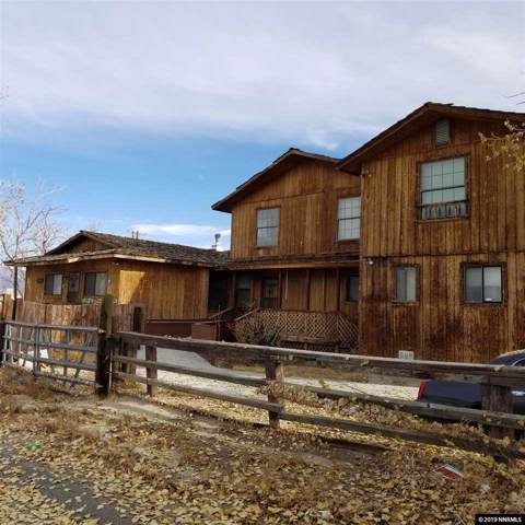 680/690 J Street, Hawthorne, NV 89415 (MLS #190017263) :: Ferrari-Lund Real Estate