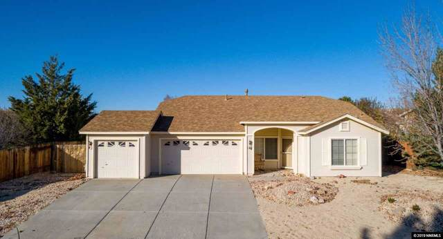 3342 Toledo Drive, Sparks, NV 89436 (MLS #190017267) :: The Mike Wood Team
