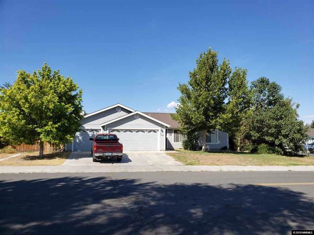 838 Columbine Dr., Fernley, NV 89408 (MLS #190017278) :: Chase International Real Estate
