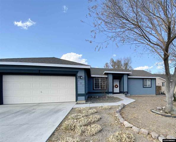 503 Summer Street, Fernley, NV 89408 (MLS #190017287) :: Ferrari-Lund Real Estate