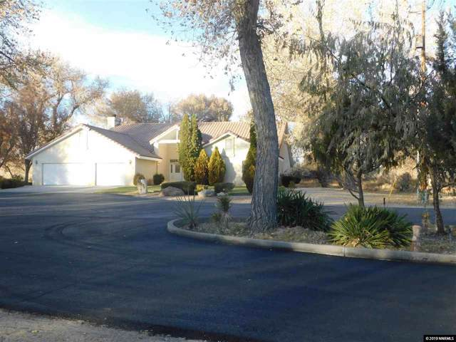 645 Peaceful Way, Fallon, NV 89406 (MLS #190017289) :: Ferrari-Lund Real Estate