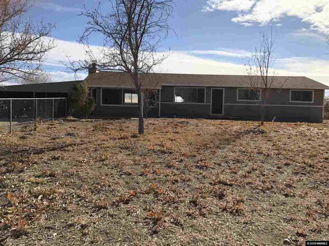 1150 Tarzyn Rd, Fallon, NV 89406 (MLS #190017299) :: The Mike Wood Team