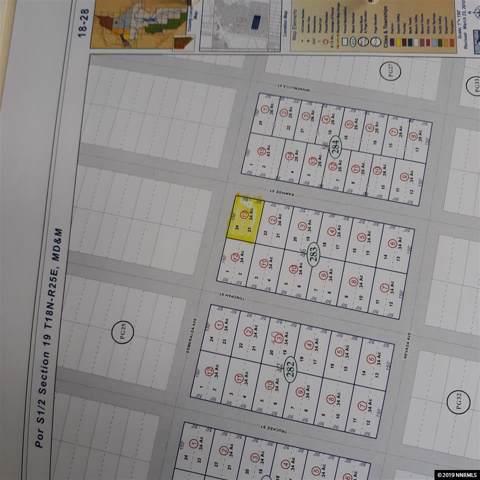 2765 Rawhide St, Silver Springs, NV 89429 (MLS #190017303) :: Vaulet Group Real Estate