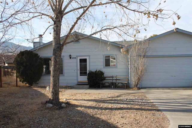 400 W Gardengate, Carson City, NV 89706 (MLS #190017310) :: NVGemme Real Estate