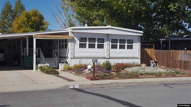 8 Century Circle, Carson City, NV 89706 (MLS #190017328) :: Harcourts NV1