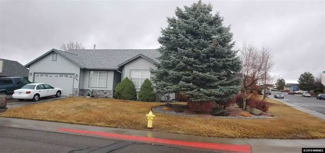 3549 Smoketree Avenue, Carson City, NV 89705 (MLS #190017334) :: Harcourts NV1