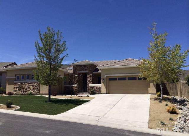 575 Echo Ridge Ct., Reno, NV 89511 (MLS #190017352) :: Ferrari-Lund Real Estate