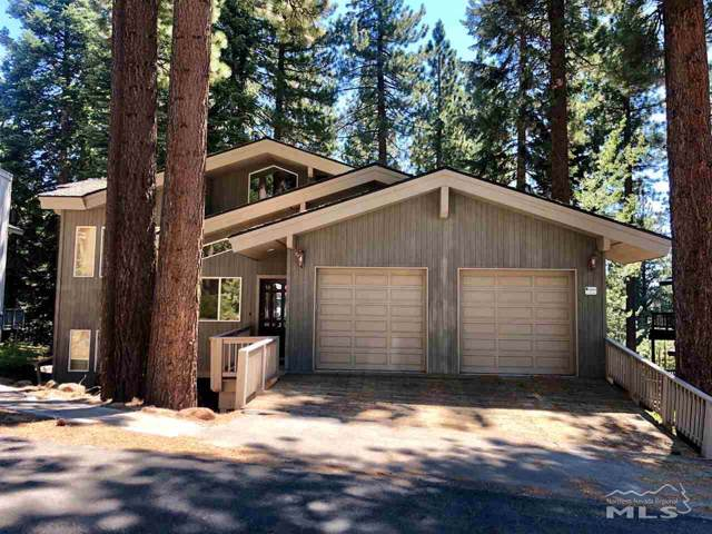 915 Jennifer Street, Incline Village, NV 89451 (MLS #190017353) :: NVGemme Real Estate
