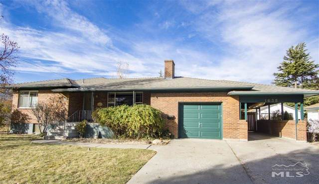 1635 Mckinley Dr, Reno, NV 89509 (MLS #190017369) :: Ferrari-Lund Real Estate
