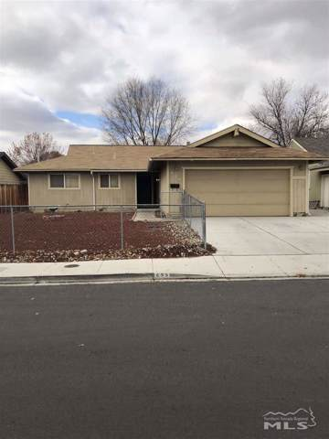 695 Lyyski Street, Sparks, NV 89431 (MLS #190017370) :: Ferrari-Lund Real Estate
