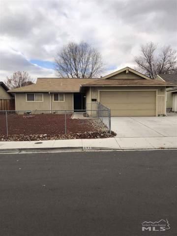 695 Lyyski Street, Sparks, NV 89431 (MLS #190017370) :: Chase International Real Estate