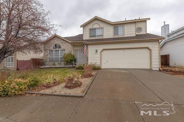 4546 Canyon Ridge, Reno, NV 89523 (MLS #190017400) :: Joshua Fink Group