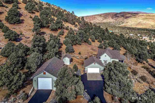 1521 Moss Circle, Gardnerville, NV 89410 (MLS #190017403) :: Vaulet Group Real Estate