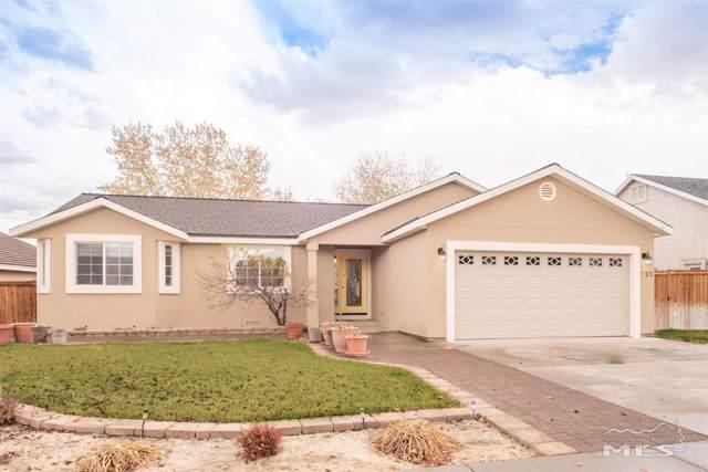 720 Divot Drive, Fernley, NV 89408 (MLS #190017408) :: Vaulet Group Real Estate