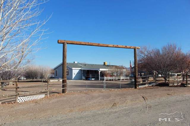 13 Shirley, Yerington, NV 89447 (MLS #190017412) :: Vaulet Group Real Estate