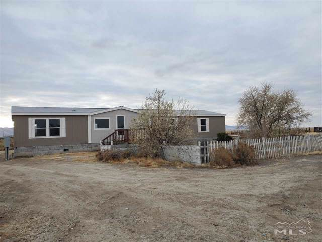 1536 William Harrison Ave, Battle Mountain, NV 89820 (MLS #190017413) :: Vaulet Group Real Estate
