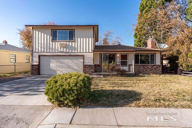 2281 Riviera Street, Reno, NV 89509 (MLS #190017416) :: Vaulet Group Real Estate