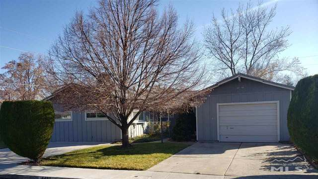 4480 Aster Dr, Reno, NV 89502 (MLS #190017421) :: Joshua Fink Group