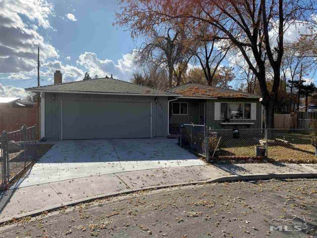 131 Brooks Cir, Sparks, NV 89431 (MLS #190017427) :: Northern Nevada Real Estate Group