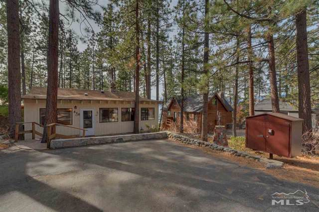 428 Lakeview Ave, Zephyr Cove, NV 89448 (MLS #190017429) :: Vaulet Group Real Estate