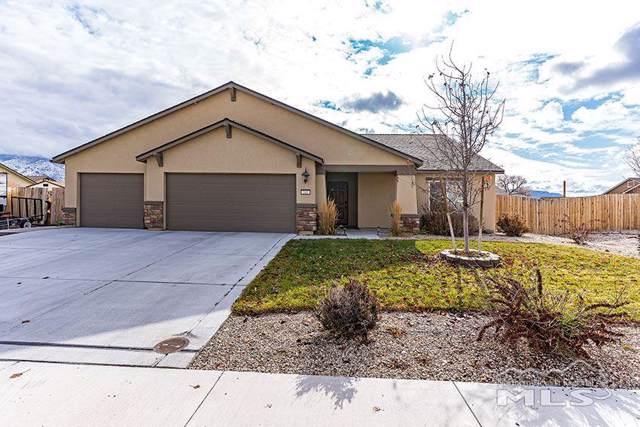 141 Eagle Brook Lane, Dayton, NV 89403 (MLS #190017430) :: Ferrari-Lund Real Estate