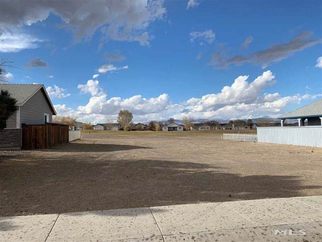 429 Dog Leg Dr, Fernley, NV 89408 (MLS #190017443) :: Harcourts NV1