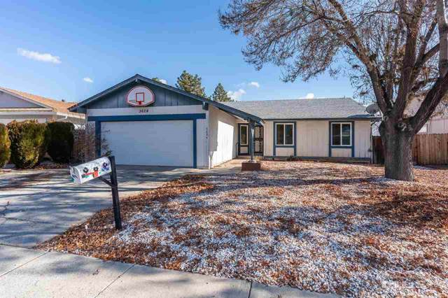 3624 Keogh Drive, Sparks, NV 89431 (MLS #190017444) :: Ferrari-Lund Real Estate