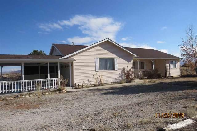 428 Hwy 338, Smith, NV 89430 (MLS #190017455) :: Vaulet Group Real Estate