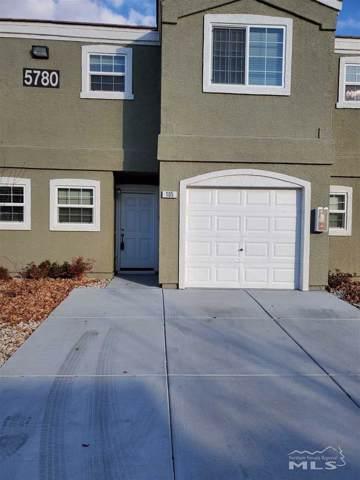 5780-#105 Camino Verde #105, Sparks, NV 89436 (MLS #190017456) :: Ferrari-Lund Real Estate