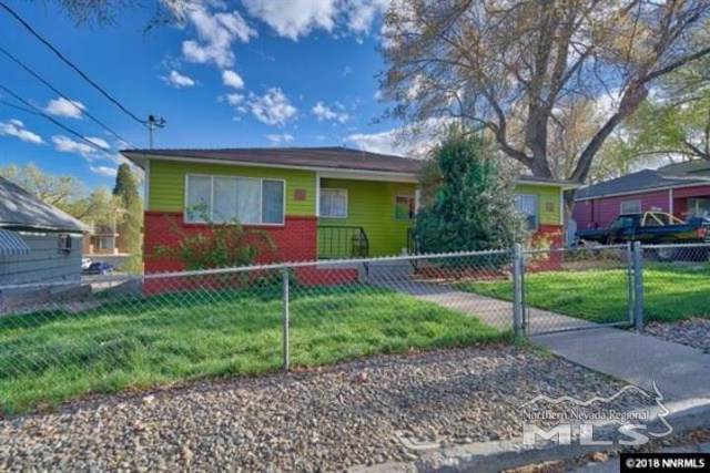 350/352 W 11th, Reno, NV 89503 (MLS #190017461) :: Vaulet Group Real Estate