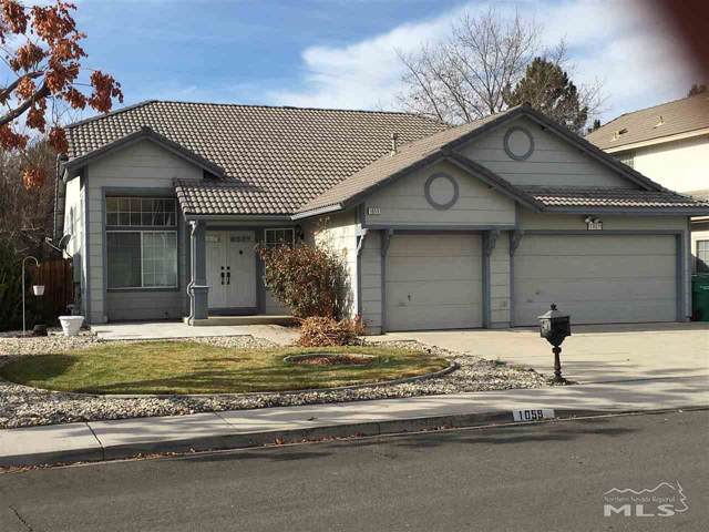 1059 Ricco, Sparks, NV 89434 (MLS #190017468) :: The Mike Wood Team