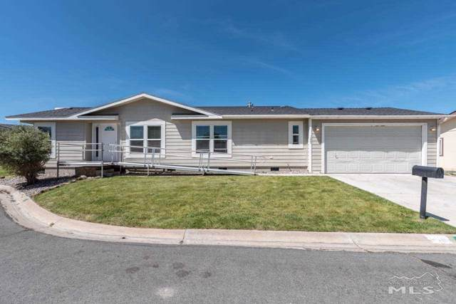 1005 Cour De La Celedon, Sparks, NV 89434 (MLS #190017484) :: The Mike Wood Team