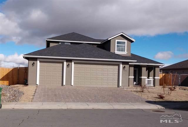 2274 Hayfield Ln, Fernley, NV 89408 (MLS #190017486) :: Ferrari-Lund Real Estate
