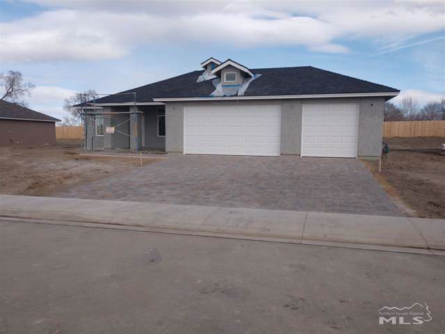 2205 Windrow Dr, Fernley, NV 89408 (MLS #190017488) :: Joshua Fink Group