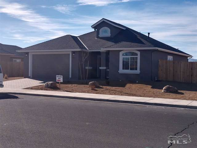 1176 Jasmine Ln, Fernley, NV 89408 (MLS #190017491) :: Joshua Fink Group