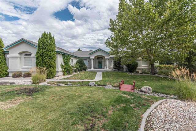 385 Old Washoe Cir., Washoe Valley, NV 89704 (MLS #190017499) :: The Mike Wood Team
