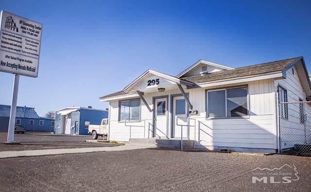 295 E Williams Avenue, Fallon, NV 89406 (MLS #190017501) :: Chase International Real Estate