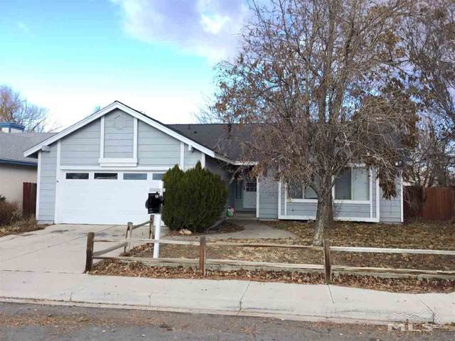 1576 Maria Ct, Fernley, NV 89408 (MLS #190017510) :: Chase International Real Estate