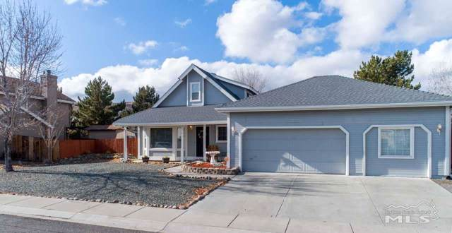 3354 Coloma Dr., Carson City, NV 89705 (MLS #190017512) :: Chase International Real Estate