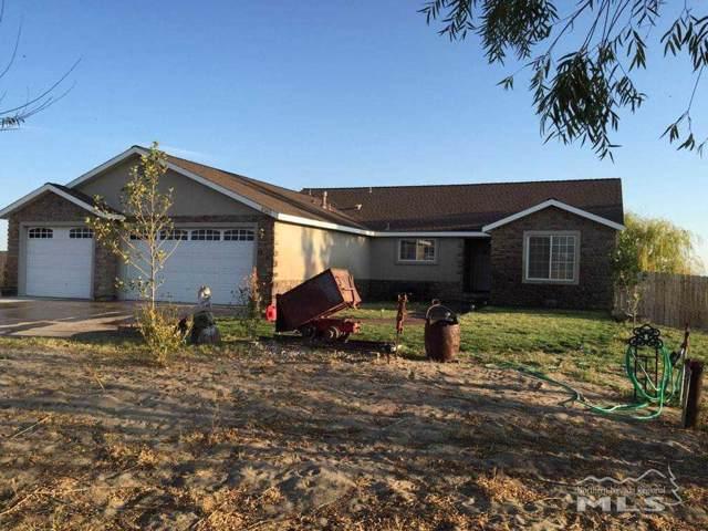 4363 Rancheria Road, Fallon, NV 89406 (MLS #190017513) :: The Mike Wood Team