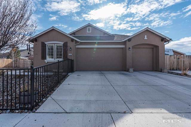 1247 Ox Yoke Court, Gardnerville, NV 89410 (MLS #190017516) :: The Mike Wood Team